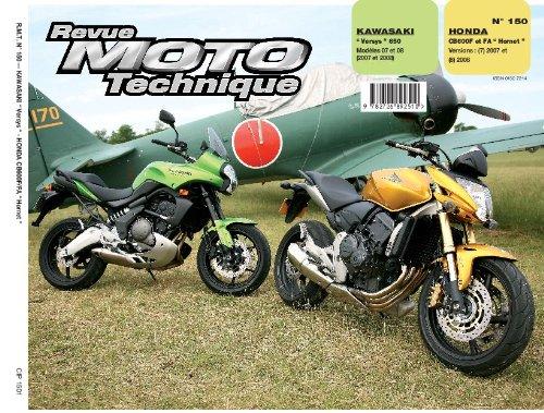 Rmt 150.1 Honda Cb600f/Fa+Kawasaki Versys 650 07/08