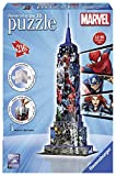 Ravensburger 12517 The Avengers Marvel Empire State Building 3D-Puzzle