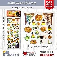Fun Stickers Halloween 955