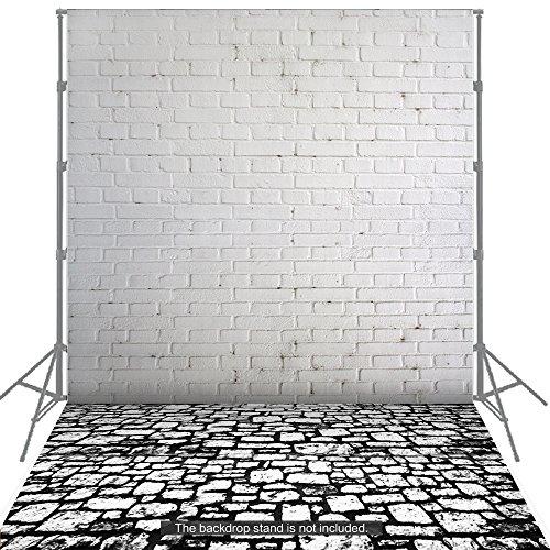 Andoer Toile de Fond Non tissée pour Studio Photo 1,5 x 2 m /1,6 x 3 m (1,5 x 2 m (#7))