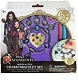 Disney Descendants Design & Style Charm Bracelets Set - Isle Rules by Disney