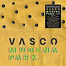 """Vasco Modena Park [3 CD + 2 DVD + Blu-Ray Disc + Vinile 10"""" - Box Super Deluxe Limitato e Numerato] (Esclusiva Amazon.it)"""