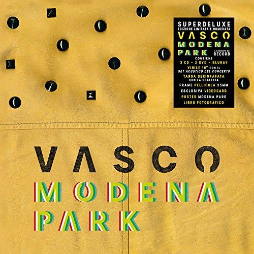 Vasco Modena Park [3 CD + 2 DVD + Blu-Ray Disc + Vinile 10