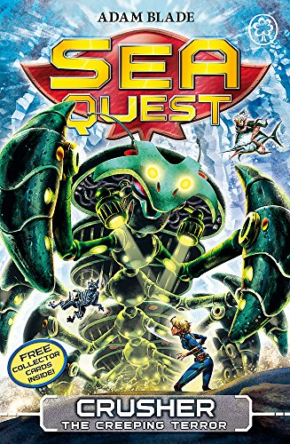 Crusher the Creeping Terror: Book 7 (Sea Quest)