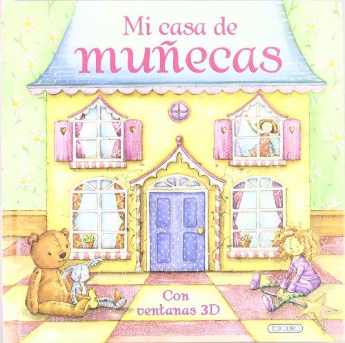 MI CASA DE MUÑECAS - VENTANAS 3D Cover Image