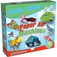 Science4you-Oficina de Aviones de Papel Juguete científico y Educativo Stem (487618)