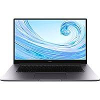 "HUAWEI MateBook D 15.6"" Laptop, Processore AMD Ryzen 7 3700U, 8 GB RAM, 512 GB SSD, Schermo FullView 1080P FHD, Collaborazione Multi-schermo, Sensore Impronte Digitali, Windows 10 Home, Argento"