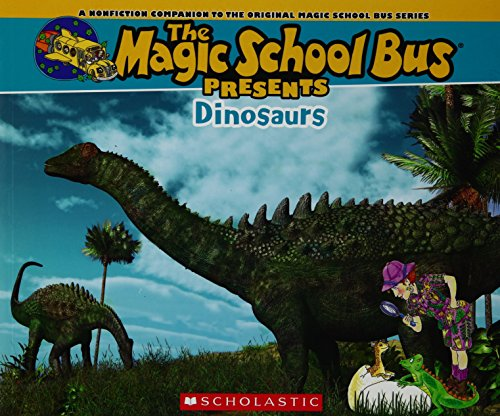 The Magic School Bus Presents Dinosaurs [Unbound] [Jan 01, 2016] NA [Paperback] [Jan 01, 2017] NA (Bus Magic School Presents)