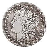 Baoblaze Silberne Münzen Sammlung Perfekt Geburtstag Geschenk Für Alle Gelegenheit Geschenk