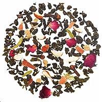 The Indian Chai - Kashmiri Kahwa Chai|45 Cups|Green Tea |100% Natural Ingredients|100g