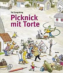 Picknick mit Torte: Ein Bilderbuch zum genauen Hinschauen