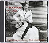 A saxophone for a lady | Delangle, Claude (1957-....). Bf