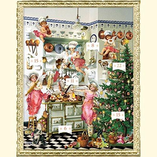 Coppenrath Nostalgische Adventsküche Adventskalender