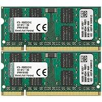 Kingston Memoria RAM 4Gb Kit 800Mhz Dimm (Sdram-Ddr2)