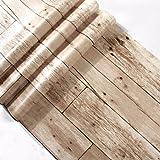 JSLCR Antiguos fondos de madera imitación antiguo wallpaper y fondos de pantalla madera tienda de ropa retro,96-8075