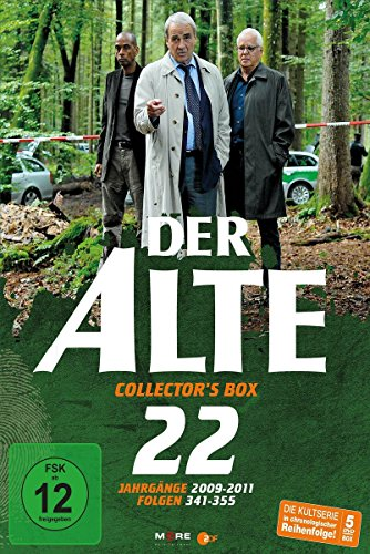 Collector's Box Vol.22, Folge 341-355 (5 DVDs)