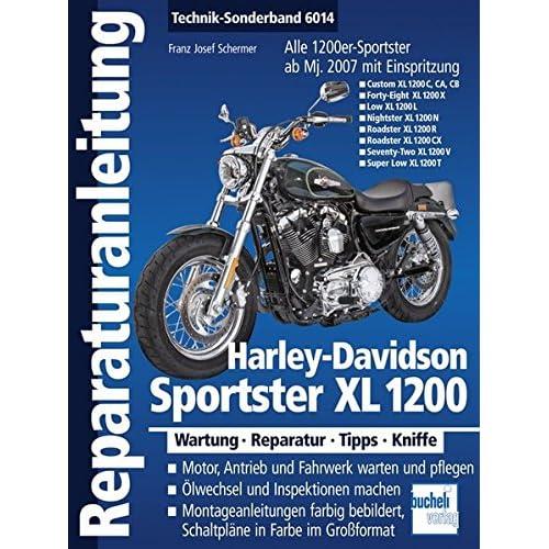 PDF] Harley-Davidson Sportster XL 1?00: Modelle mit Einspritzung ab ...