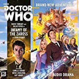 The Tenth Doctor Adventures: Infamy of the Zaross (Doctor Who - The Tenth Doctor Adventures)