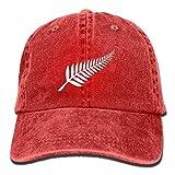 Bonnet Ajustable en Coton Maoug Fern de Nouvelle-Zélande
