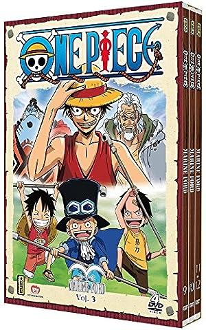 One Piece - Marine Ford - Coffret