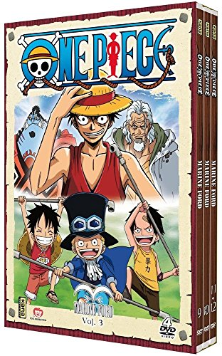 One Piece - Marine Ford - Coffret 3