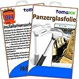 tomaxx Panzerglas für Nokia 1 Panzerfolie Glasfolie Displayschutz