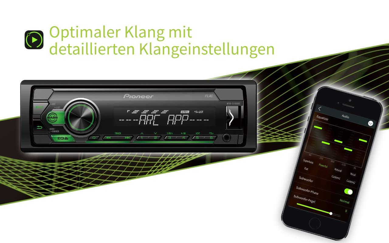 Pioneer-Autoradio