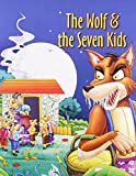 The Wolf & The Seven Kids (Aesop Fables)