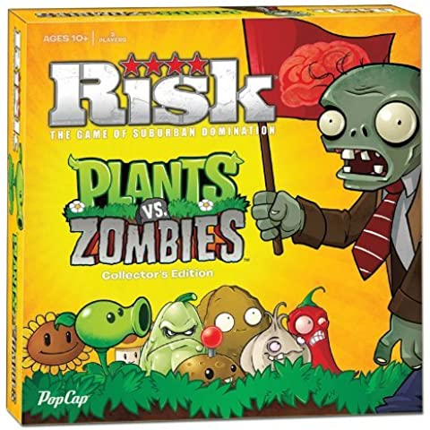 Risk: Plants Vs. Zombies by RISK