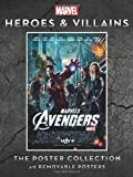 Marvel Heroes and Villains: The Poster Collection (Insights Poster Collections) by Marvel Comics(2013-08-13)