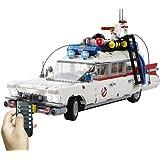 HYZM Ledverlichtingsset lichtset voor LEGO Ghostbusters ECTO-1, verlichting lichtset voor Lego 10274 (alleen ledlicht, zonder