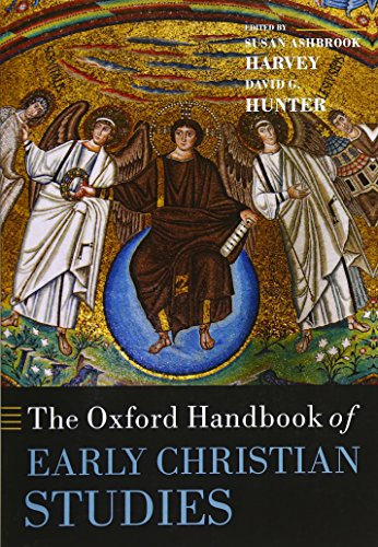 The Oxford Handbook of Early Christian Studies (Oxford Handbooks)