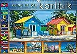 Reise in die Karibik - von den Bahamas bis Aruba (Wandkalender 2018 DIN A3 quer): Die Karibik, paradiesische Trauminseln in türkisblauem Meer ... Orte) [Kalender] [Apr 11, 2017] Roder, Peter