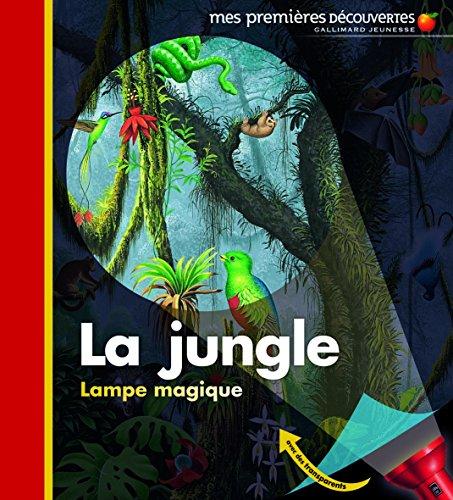 La jungle par Claude Delafosse