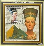 Mosambik Block149 (kompl.Ausg.) 2002 Altägyptische Herrscher (Briefmarken für Sammler)