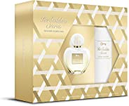 Antonio Banderas Her Golden Secret Eau de Toilette 50ml and Deodorant Spray 150ml