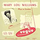 Plays in London - Mary Lou Williams Quartet