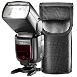 Neewer GN60 2.4G Manual HSS Master Slave Flash Speedlite for Sony A7 A7S
