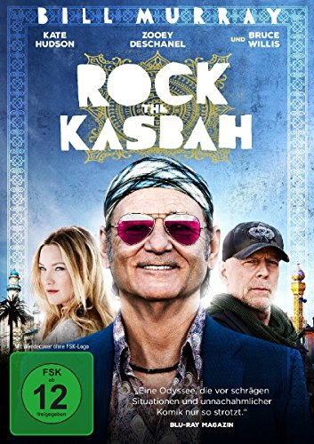 Rock the Kasbah -
