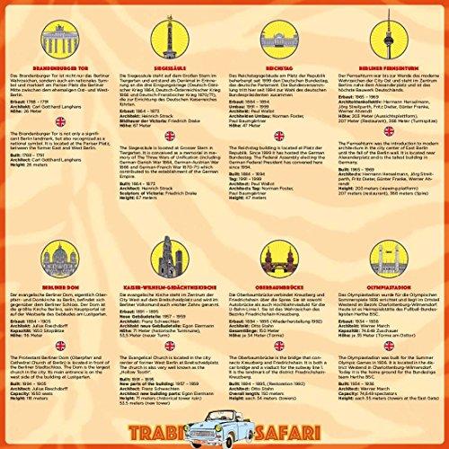 Trabi Safari-Brettspiel - 5