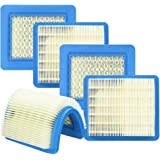 EMAGEREN grasmaaier luchtfilter, 5 stuks luchtfilter vervanging voor Briggs & Stratton