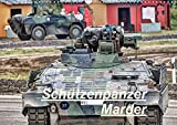 Schützenpanzer Marder (Wandkalender 2019 DIN A3 quer): DRAN! DRAUF! DRÜBER! (Monatskalender, 14 Seiten ) (CALVENDO Mobilitaet)
