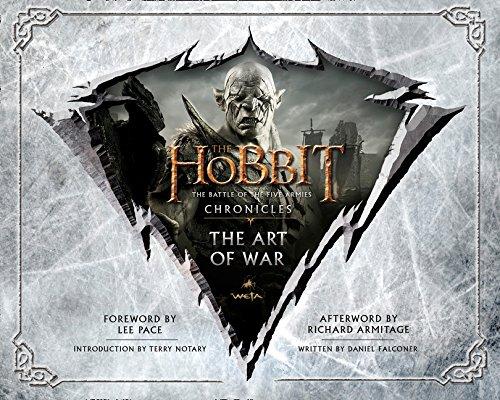 The Hobbit. The Battle Of The Five Armies por Daniel Falconer