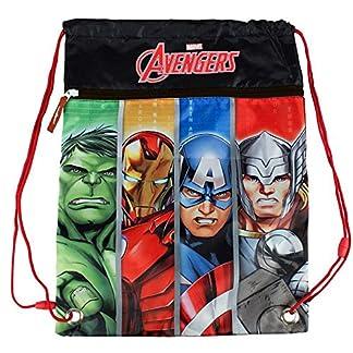 61SiUZSHEdL. SS324  - Los Vengadores (Avengers) 2100001104 Mochila Infantil