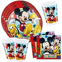 Suchergebnis auf Amazon.de für: Micky Maus Geburtstagsdeko