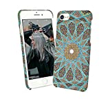 Stars Suns Oriental Morocco iPhone 6 7 8 X Galaxy Note 8 Huawei Schutzhülle aus Hartplastik Hard Plastic Handy Hülle