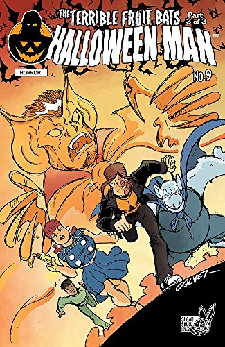 e Terrible Fruit Bats 3 (English Edition) ()