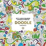 Le petit livre de coloriage - Doodle de Marabout