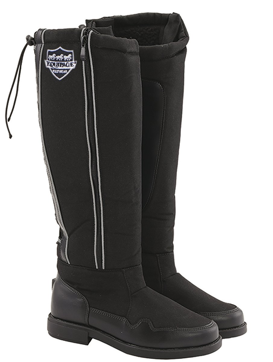 Thermoreitstiefel // Winter-Reitstiefel //