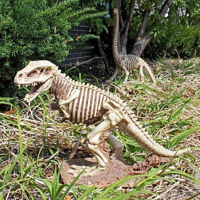 Design Toscano Durch und Durch Böse, Jurassischer Tyrannosaurus Rex, Dinosaurierfigur (Halloween Ist Böse)